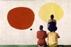 Espectáculo familiar 'Mira Miró' en el Teatre Xesc Forteza de Palma