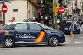 La Policía Nacional detiene en Ibiza a un peligroso delincuente huido de la justicia desde 2016