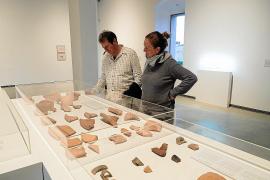Diálogo entre piezas arqueológicas y arte contemporáneo en el MACE
