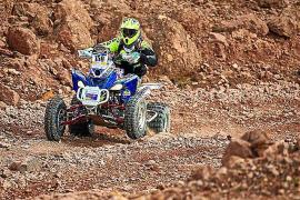 Toni Vingut escala a la tercera posición en el Afriquia Merzouga