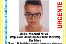 Desaparece una menor de 15 años en Sant Antoni