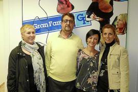 Inauguración del centro sa Gran Familia de fisioterapia