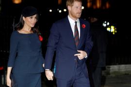 Las quinielas sobre el bebé de Enrique y Meghan: ¿Se llamará Mateo o Diana?