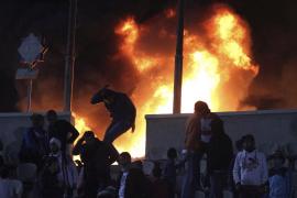Al menos 73 muertos por un enfrentamiento  tras un partido de fútbol en Egipto