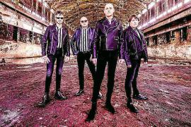 Ilegales, protagonistas de una gran noche de rock en Sant Josep