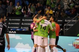 Festival del Palma Futsal ante el Jaén