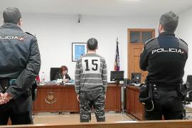 Condenado por rajar la cara a otro preso