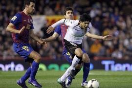 El Barcelona cobra ventaja tras un duelo igualado (1-1)