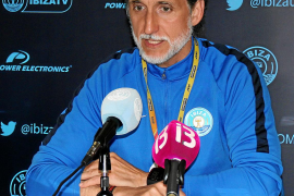 Pablo Alfaro: «Tenemos de todo y no nos sobra nada»