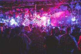 Gran fiesta mañana en el Bora Bora Ibiza con GoDeep y Kep on Dancing