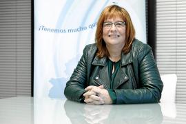 Paquita Ribas: «Si 'Agustinet' no hubiera repetido, yo me habría postulado a la alcaldía»