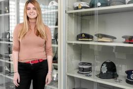 La comisaría de Ibiza acoge una experiencia pionera en Balears con una estudiante de Criminología