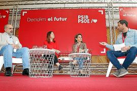El PSIB defiende su apuesta por la sostenibilidad en el inicio de su Conferencia Política
