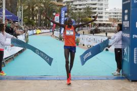 La prueba del Ibiza Marathon 2019, en imágenes (Fotos: Anita de Austria / Marcelo Sastre).