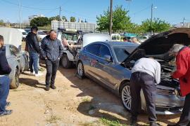 La Policía Local de Eivissa recibe formación para detectar vehículos extranjeros robados