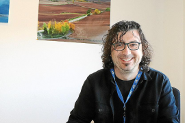 Jean-Philippe Baena: «Echo de menos la atención domiciliaria por el vínculo con los pacientes»