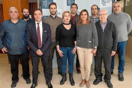 La Fundación Abel Matutes reparte 12.000 euros a nueve clubes