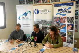 Cofradía de pescadores y Fundación Marilles darán a conocer las reservas marinas de Ibiza