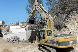 Recursos Hídricos no sabía nada de las obras en la depuradora de Cala Vedella