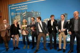Biel Company recula y Vicent Marí será candidato al Consell y al Parlament