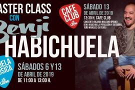 Master Class con Benji Habichuela de cajón, tumbadora y bongo en Es Gremi