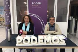 """Podemos Eivissa pide la destitución """"inminente"""" de Miquel Mir"""