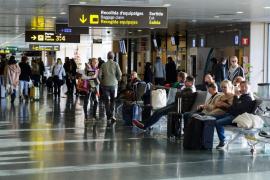 El Aeropuerto de Ibiza cierra marzo con una bajada del 11,2% en el número de pasajeros con respecto a 2018