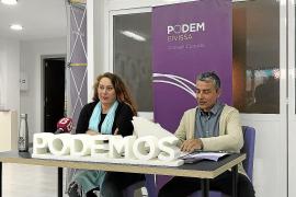 Podemos acusa a Més per Mallorca de no aceptar propuestas para sacar vivas a las cabras de es Vedrà