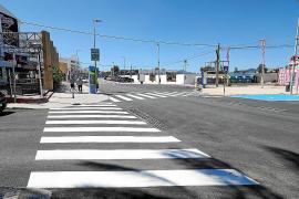 Sant Josep invierte 522.000 euros en mejoras de calles de Platja d'en Bossa y Cala de Bou