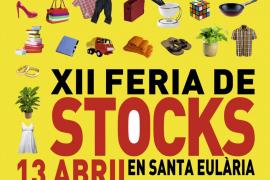 Santa Eulària celebra este sábado la Feria de Stocks