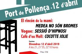 Teatre de Barra en el Port de Pollença