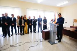Sánchez Navarrete toma posesión del cargo como director insular del Estado en las Pitiusas