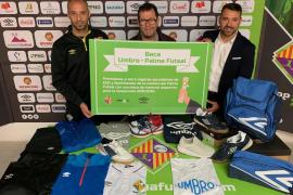 El Palma Futsal ofrecerá becas a los mejores estudiantes de su cantera