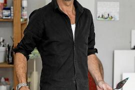 Willie Márquez se inspira en la Ibiza del interior para su nueva muestra