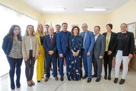 Enrique Sánchez se marca como objetivo mejorar la lucha contra la violencia de género