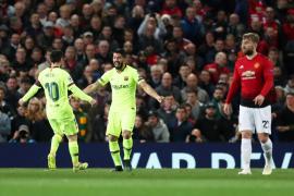 Manchester United v FC Barcelona
