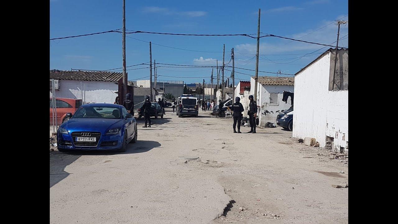 Nuevo golpe policial contra el tráfico de drogas en Son Banya