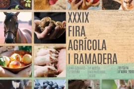 Santa Eugènia celebra una nueva edición de la tradicional Fira Agrícola i Ramadera