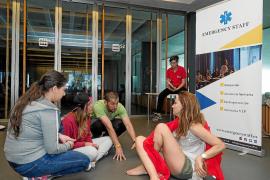 Formación para actuar en espacios de ocio, clave para el personal sanitario