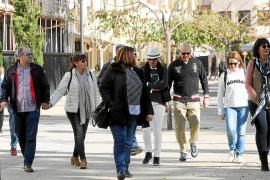 El número de hoteles abiertos en Semana Santa supone un 15 % más que el año pasado