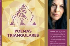 Los triángulos y sus formas se convierten en poesía en el último poemario de Dolors Lluy