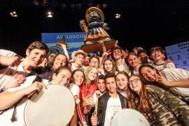 El IES Sa Blanca Dona gana el Eivissapiens 2019
