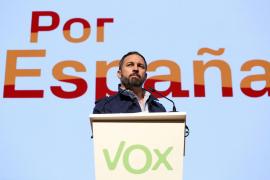 Abascal augura un «cambio histórico» en España tras las elecciones