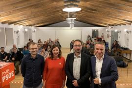 Francia Armengol y Pere Joan Pons con más candidatos socialistas