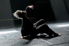 Mónica Valenciano, Premio Nacional de Danza en 2012, presenta su última creación en el Teatre Principal de Palma
