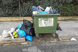 Emser realiza la recogida de basuras