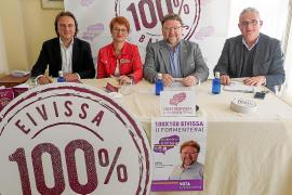 Vicent 'Jordi': «Nadie se levanta en Madrid pensando en los problemas de Ibiza»