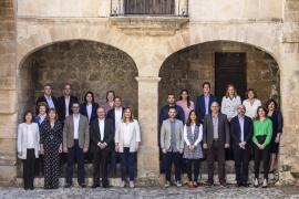 Antoni Costa y Virginia Marí encabezan la lista del PP de Ibiza al Parlament