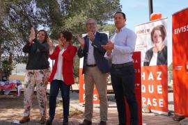 El PSOE pide que el voto porque «Sánchez es la alternativa a la coalición de derechas»