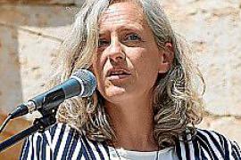 Alice Weber, candidata de Més en Inca